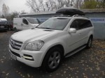 MERCEDES BENZ GL 450  CDI 4MATIC (2009)